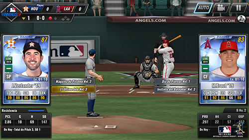 MLB 9 Innings 19 für Android