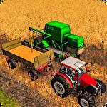 Farmer's tractor farming simulator 2018 ícone