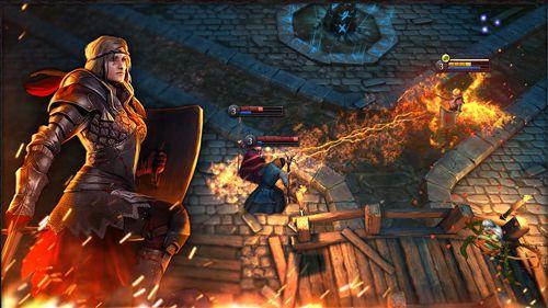 Ведьмак: Боевая арена на русском языке