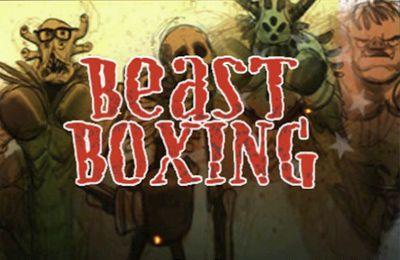 logo Beast Boxing 3D