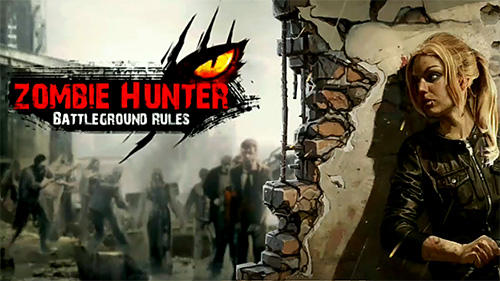 Zombie hunter: Battleground rules capture d'écran 1