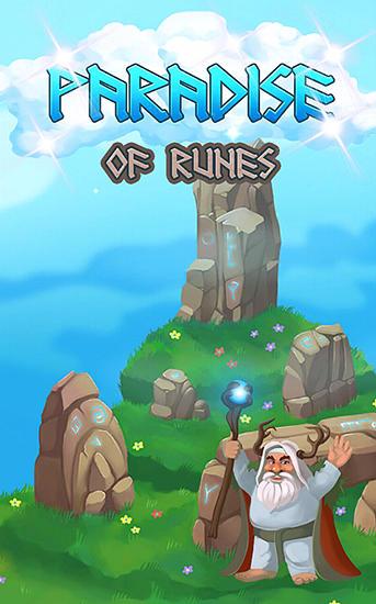 Paradise of runes: Puzzle game screenshot 1