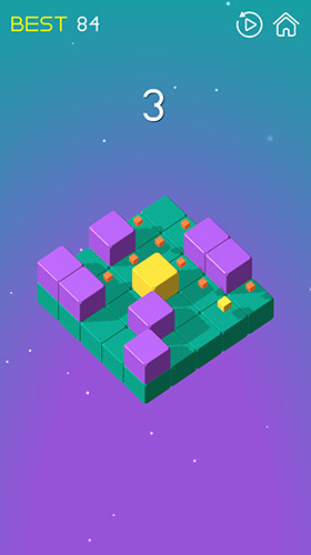 Slide cube! auf Deutsch