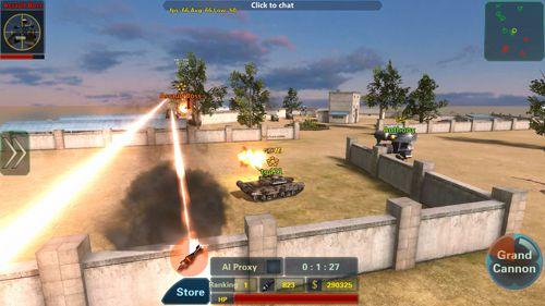 Onlinespiele Assault Corps 2 auf Deutsch