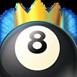 Kings of pool: Online 8 ball Symbol