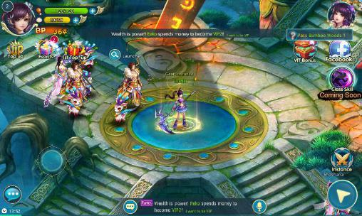 RPG Immortal dreamX für das Smartphone