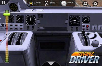 Trainz Driver - train driving game and realistic railroad simulator in Russian