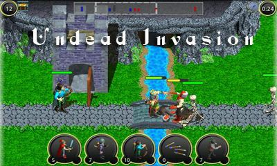 Undead Invasion Screenshot