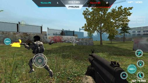 Assault line CS: Online fps Screenshot