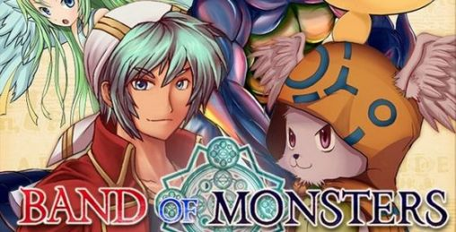 RPG Band of Monsters capturas de pantalla