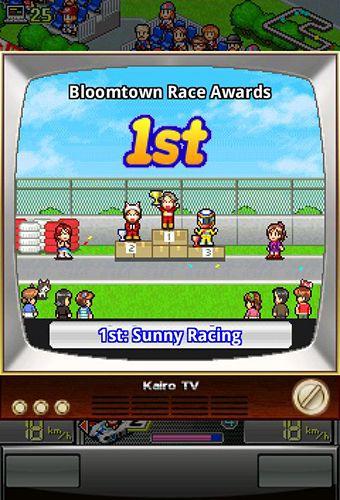Grand prix story Screenshot
