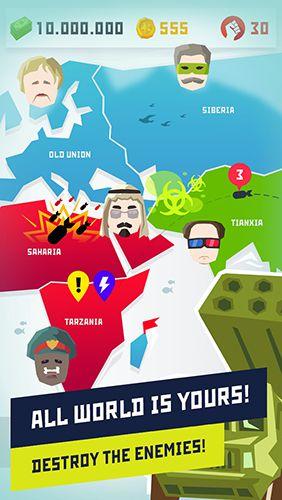 Strategiespiele: Lade Diktator 2: Evolution auf dein Handy herunter