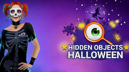 Hidden objects. Halloween games: Haunted holiday capturas de pantalla