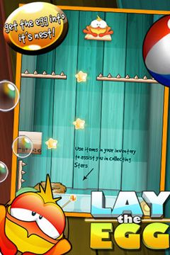 Arcade: download Lay the Egg – Epic Egg Rescue Experiment Saga to your phone