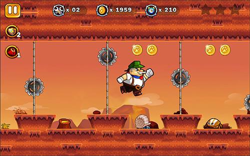 Super Arthur adventures run für Android