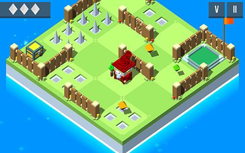 Voxel adventure Screenshot