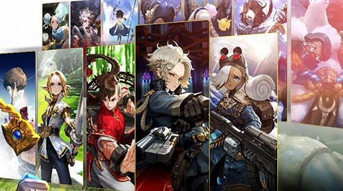RPG Destiny knights für das Smartphone