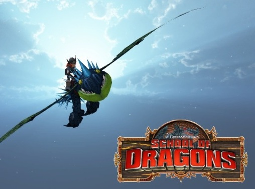 School of dragons capture d'écran