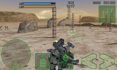Destroy Gunners SP para Android