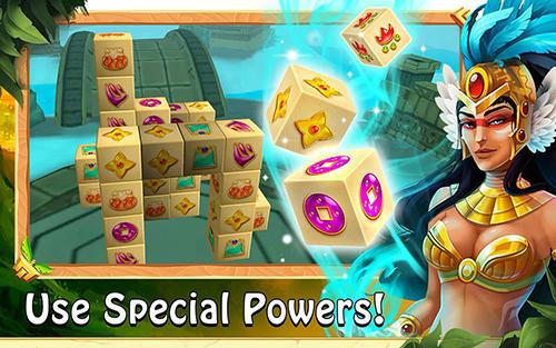 Mahjong fairy tiles Screenshot