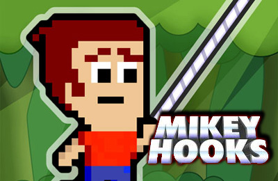 Screenshot Mikey Hooks auf dem iPhone