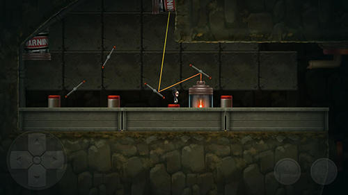 Minimal escape for Android