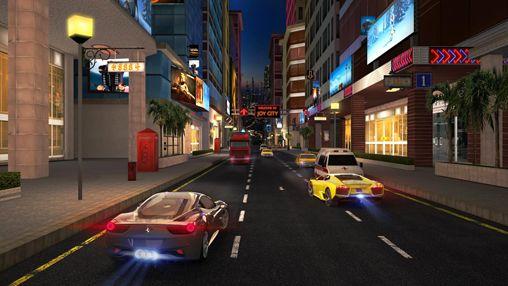 Screenshot Auto racing on iPhone
