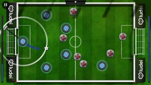 Juegos deportivos Slide soccer en español