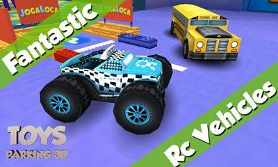 Arcade-Spiele Toy's Parking 3D für das Smartphone