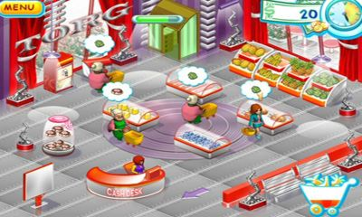 Supermarket Mania 2 для Android