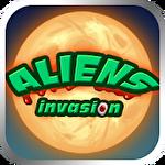 Aliens Invasion icono