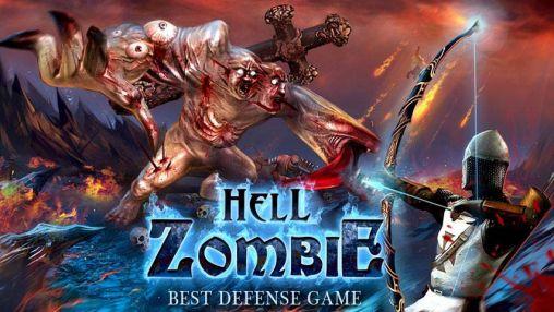 Hell zombie icono