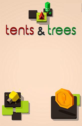Tents and trees puzzles captura de pantalla 1