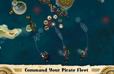 Screenshot Crimson: Steam Pirates on iPhone