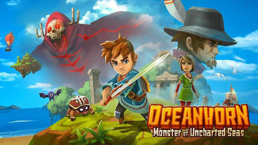 Oceanhorn: Monster of uncharted seas captura de pantalla 1