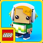 LEGO Brickheadz builder VR Symbol