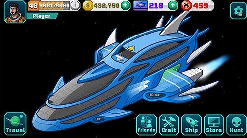 Space life für Android