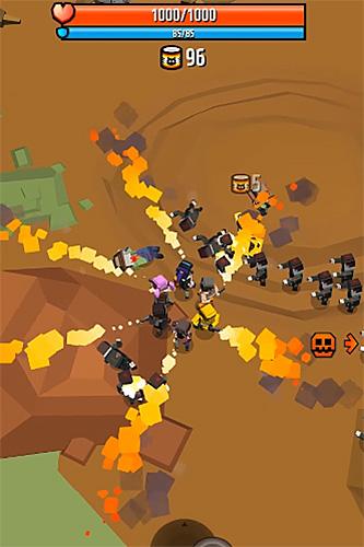 Screenshot Tschüss! Zombie auf dem iPhone