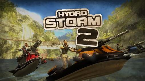 Hydro storm 2 captura de tela 1