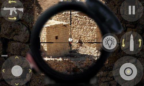 Screenshot Sniper Zeit 2: Missionen auf dem iPhone