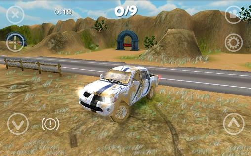 Exion: Off-road racing pour Android