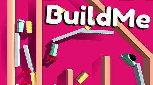 Buildme: The 3D build puzzle game capture d'écran