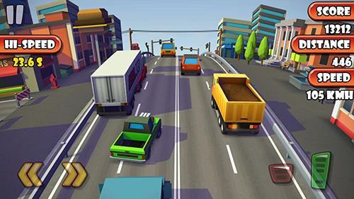Highway traffic racer planet auf Deutsch