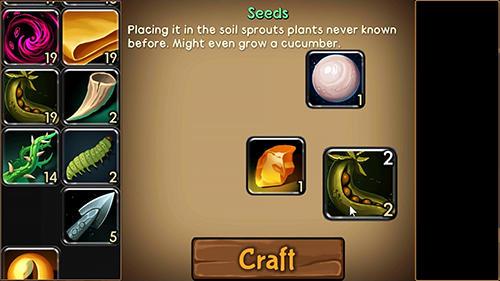RPG-Spiele Brave save für das Smartphone