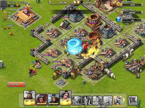 Dynasty war for Android