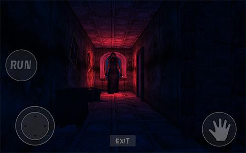 Demonic manor 2: Horror escape game captura de tela 1