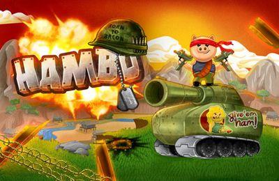 логотип Хрю - Рэмбо