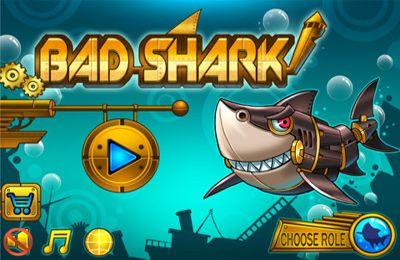 logo Le Requin Méchant