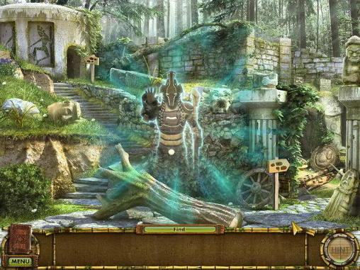 Quests aus der ersten Person The treasures of mystery island 2: The gates of fate auf Deutsch