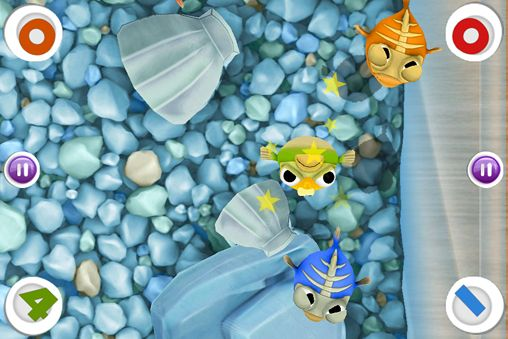 Fiesta de los peces globos para iPhone gratis
